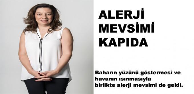 ALERJİ MEVSİMİ KAPIDA