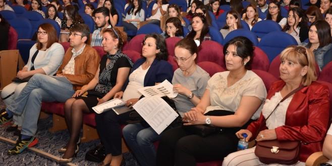 ESOGÜ'de Okul Sağlığı Hemşireliği Konulu Konferans Düzenlendi