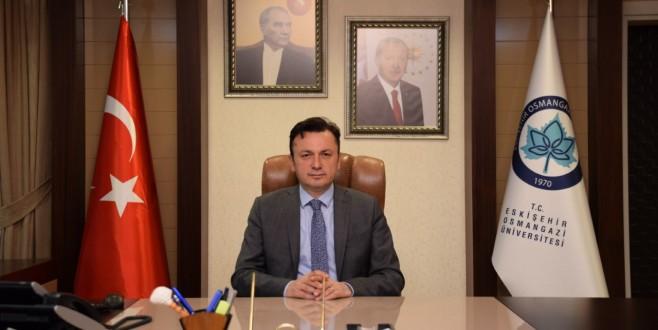 ESOGÜ Rektörü Prof. Dr. Kemal Şenocak'ın 24 Temmuz Gazeteciler Günü ve Basın Bayramı Mesajı