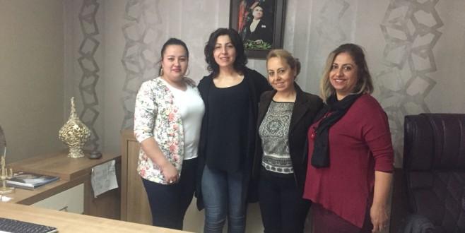 Kadın girişimciler KOSGEB ile iş yeri sahibi oluyor