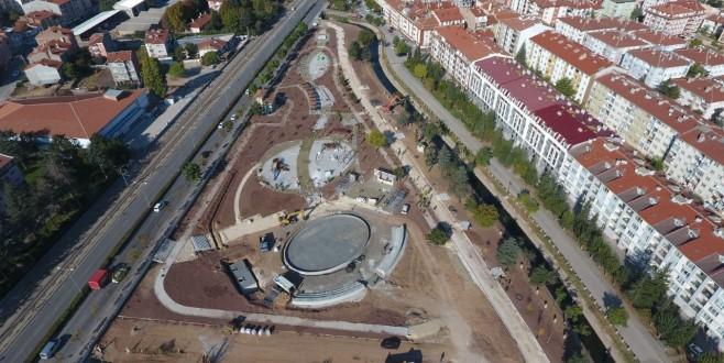 Kazım Kurt'tan Cumhuriyet kentine yakışır park