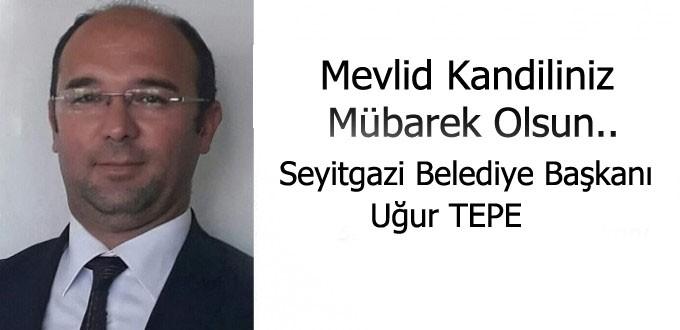 Mevlid Kandiliniz Mübarek Olsun..