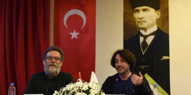 Özgür Mumcu Eskişehirliler ile buluştu