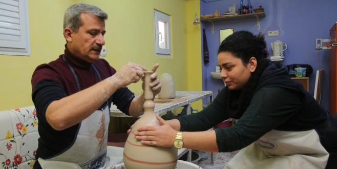 Seramik sanatına yoğun ilgi