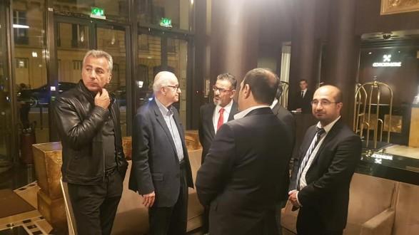 Türk Futbol Federasyonu onursal Başkanı ve Avrupa Türk Futbol Federasyonu Kurucu Genel Başkanı  konuştu