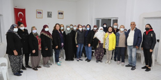 Umutlu Bir Hikâye Türkmentokatlılarla buluştu